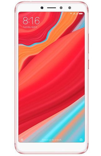 Productafbeelding van de Xiaomi Redmi S2 64GB Rose Gold