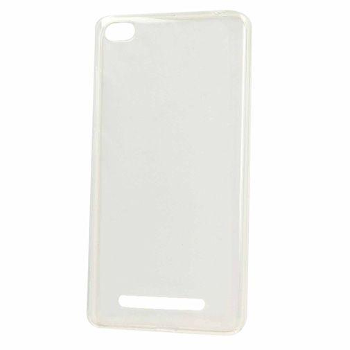 Xiaomi Silicone Cover Clear Redmi 4A