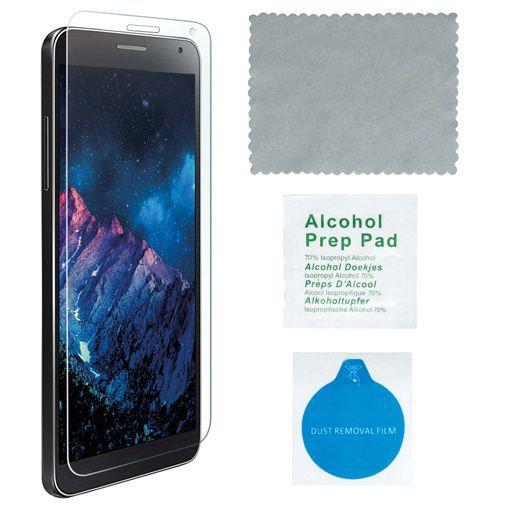 Productafbeelding van de 4smarts Second Glass Screenprotector Huawei Mate 9