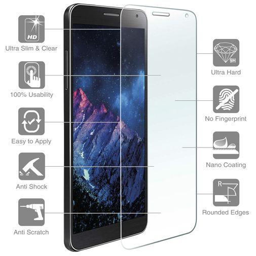 Productafbeelding van de 4smarts Second Glass Screenprotector Huawei Nova