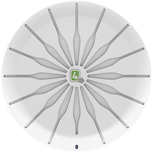 Productafbeelding van de 4smarts Universele Draadloze Oplader White