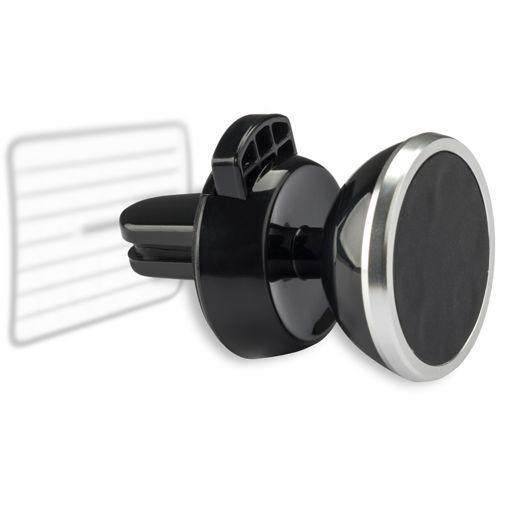 Productafbeelding van de 4smarts Universele Magnetische Autohouder Black/Silver