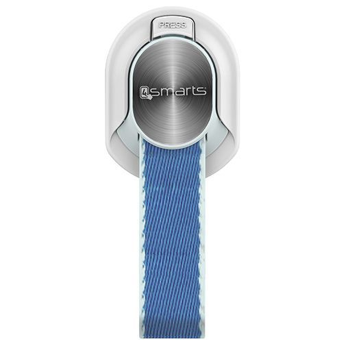 4smarts Finger Strap White/Blue