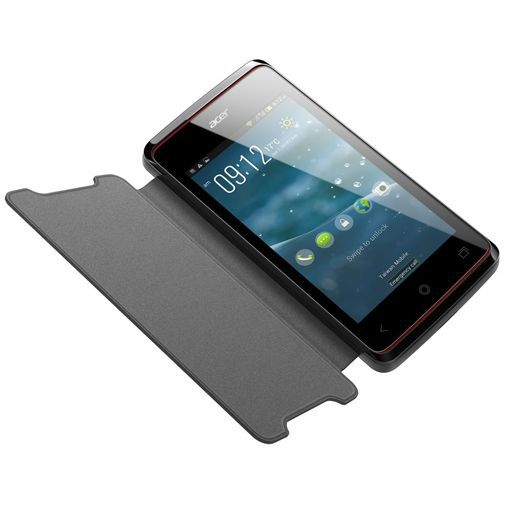 Productafbeelding van de Acer Flip Case Black Liquid Z200
