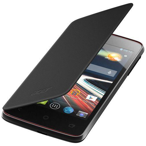 Productafbeelding van de Acer Flip Case Black Liquid Z4