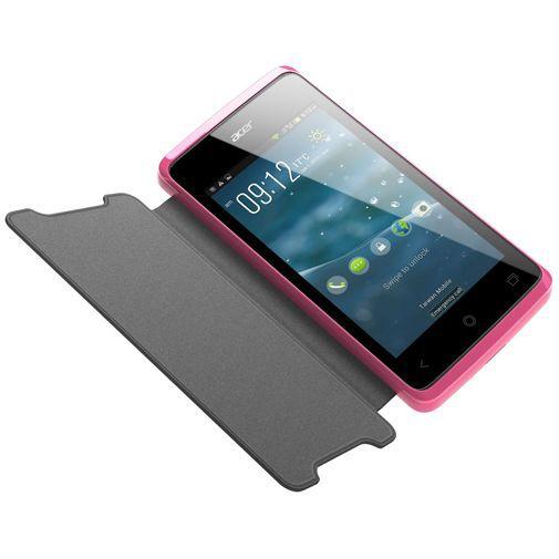 Productafbeelding van de Acer Flip Case Pink Liquid Z200