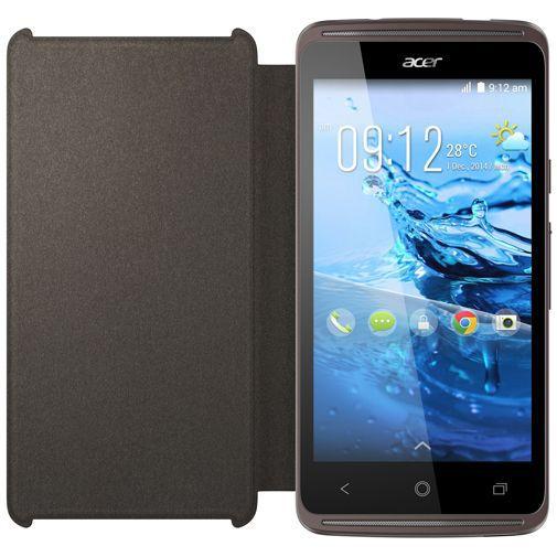 Productafbeelding van de Acer Flip Cover Black Liquid Z410