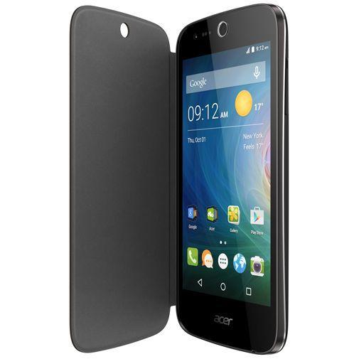 Productafbeelding van de Acer Flip Cover Grey Liquid Z330/Z320/M330