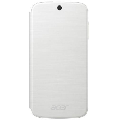 Productafbeelding van de Acer Flip Cover White Liquid Z330/Z320/M330