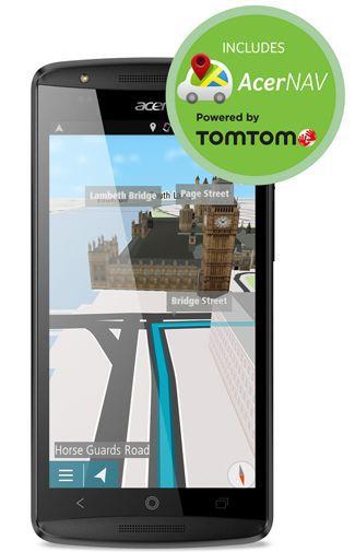 Productafbeelding van de Acer Liquid E700 Triple sim Black