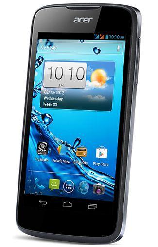 Productafbeelding van de Acer Liquid Gallant Black
