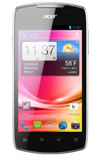 Productafbeelding van de Acer Liquid Glow E330 White