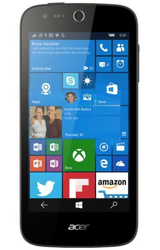 Productafbeelding van de Acer Liquid M330 Black