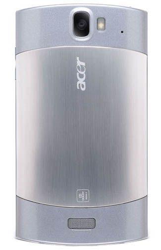 Productafbeelding van de Acer Liquid Metal S120 Silver