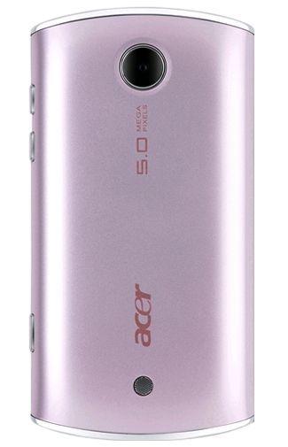 Productafbeelding van de Acer Liquid Mini E310 Pink