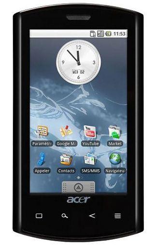 Productafbeelding van de Acer Liquid E S100 Black