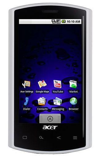 Productafbeelding van de Acer Liquid E S100 White