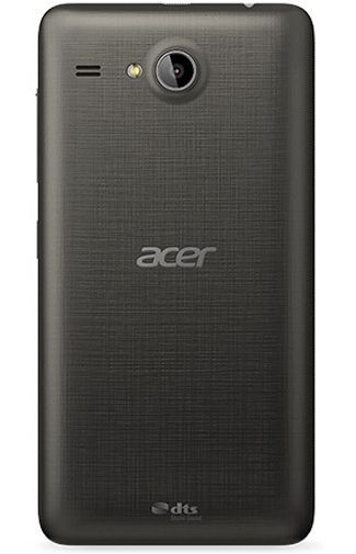 Productafbeelding van de Acer Liquid Z520 Duo Black