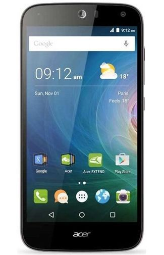 Productafbeelding van de Acer Liquid Z530 Duo Black