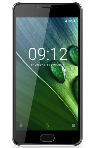 Productafbeelding van de Acer Liquid Z6 Plus Grey