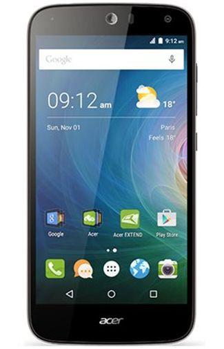 Productafbeelding van de Acer Liquid Z630s Duo Black Silver