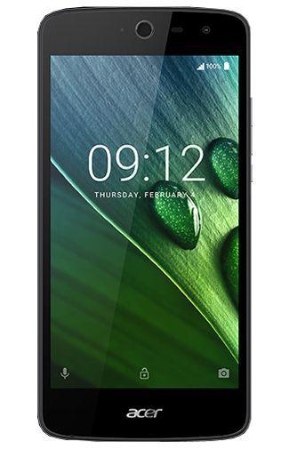 Productafbeelding van de Acer Liquid Zest 4G Duo White