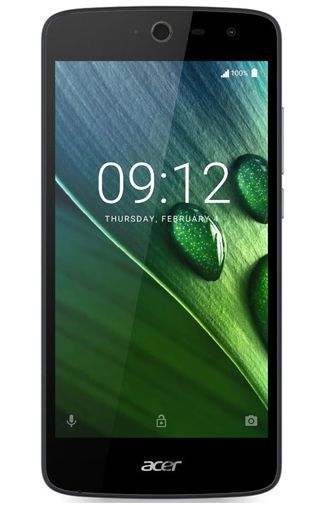 Productafbeelding van de Acer Liquid Zest Duo Black