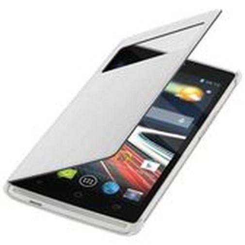Productafbeelding van de Acer Quick View Flip Case Liquid Z5 White