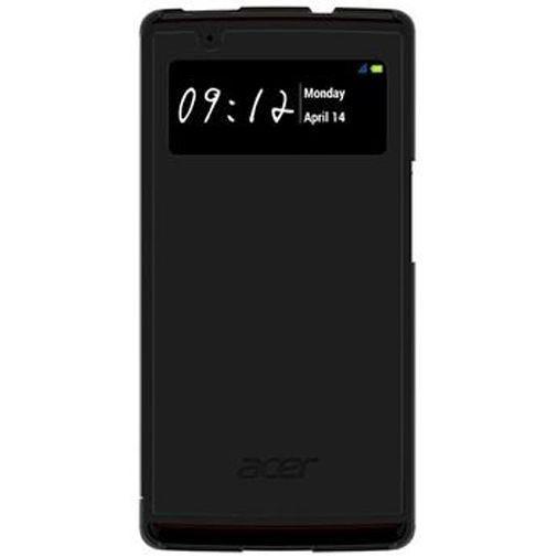 Productafbeelding van de Acer View Cover Black Liquid E700