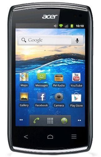 Productafbeelding van de Acer Z110 Black