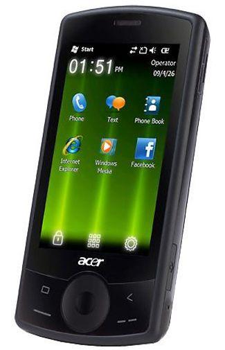 Productafbeelding van de Acer beTouch E100 Black
