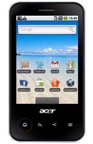 Productafbeelding van de Acer beTouch E400 Black