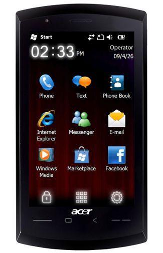 Productafbeelding van de Acer neoTouch S200