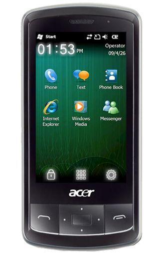 Productafbeelding van de Acer beTouch E200 Black