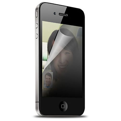 Productafbeelding van de Adapt Privacy Screenprotector iPhone 4