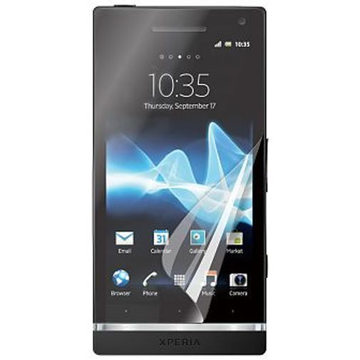 Productafbeelding van de Adapt Screenprotector Sony Xperia S 2-Pack