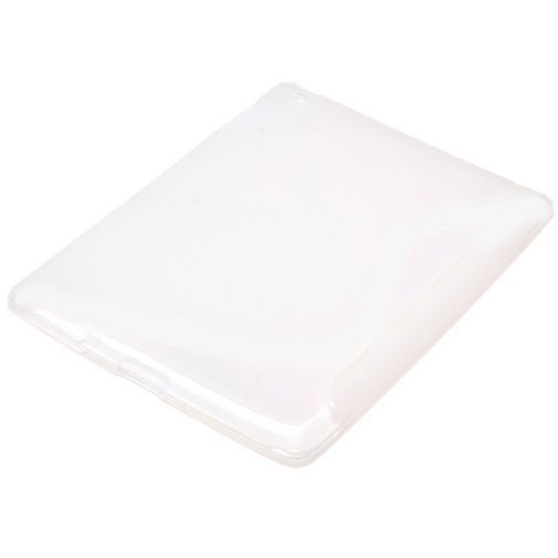 Productafbeelding van de Adapt TPU Case Transparent Apple ipad 3