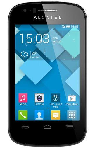 Productafbeelding van de Alcatel 4015X POP C1 Full Black