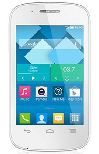 Productafbeelding van de Alcatel 4015X POP C1 Full White