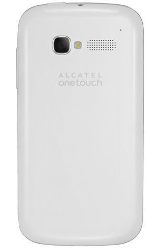 Productafbeelding van de Alcatel OneTouch 5036X Pop C5 White