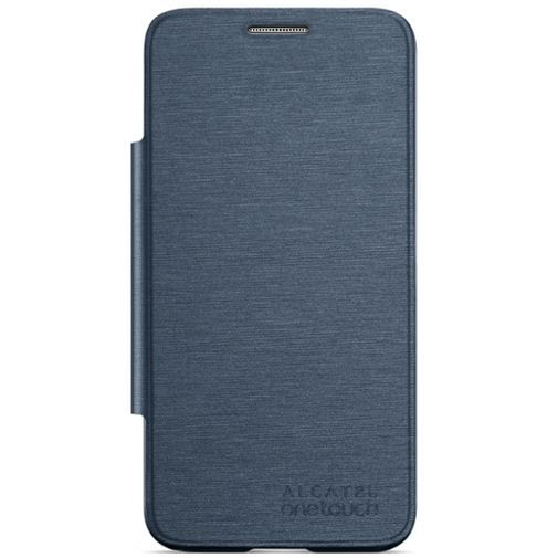 Productafbeelding van de Alcatel Flip Case Slate Grey OneTouch Idol 2 Mini S