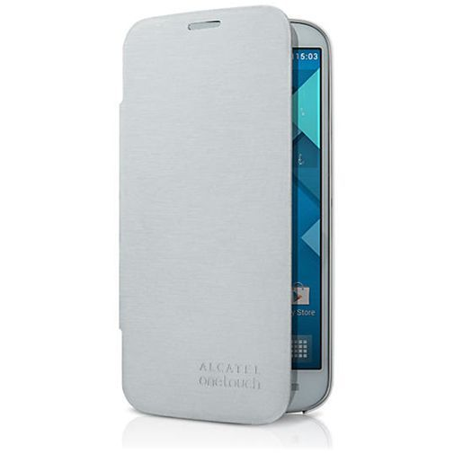 Productafbeelding van de Alcatel Flip Cover OneTouch Pop C9 White