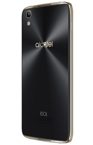 Productafbeelding van de Alcatel IDOL 4 6055K Black Gold