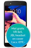 Productafbeelding van de Alcatel IDOL 4 Plus 6055K Black