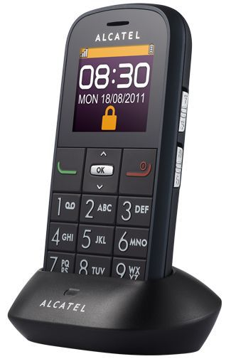 Productafbeelding van de Alcatel One Touch 282 Black