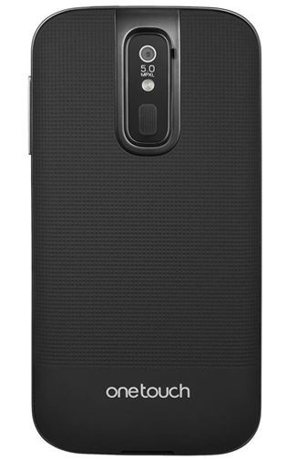 Productafbeelding van de Alcatel One Touch 993D Black