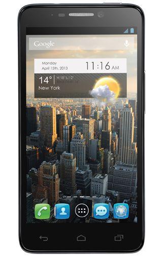 Productafbeelding van de Alcatel One Touch Idol 6030D Slate Grey