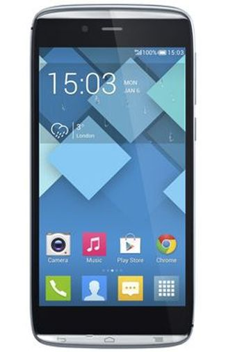 Productafbeelding van de Alcatel OneTouch Idol Alpha 6032X Grey