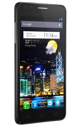 Productafbeelding van de Alcatel One Touch Idol Ultra 6033 Black