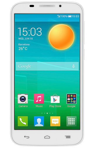 Productafbeelding van de Alcatel OneTouch Pop S7 7045Y White